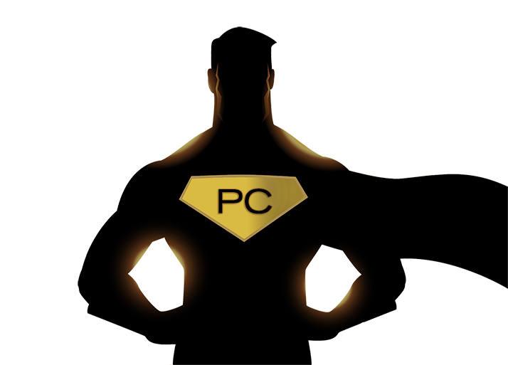 PC Man - Your Computer Superhero!