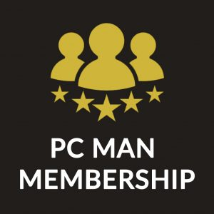PC Man Membership