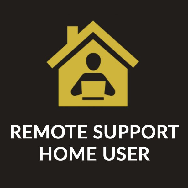 Remote IT Support - Home User